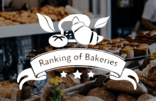 Vegan Ranking of Bakeries