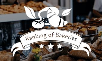 Vegan Ranking of Bakeries