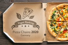 Ranking: Vegan Pizza in the Food Service Sector
