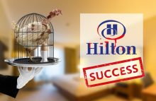Success: Hilton Goes Cage-Free
