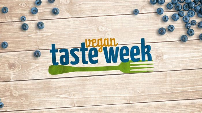 Vegan Taste Week